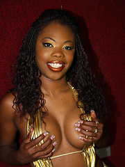 Black stripper blowjob interracial fuck gloryhole