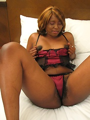 Amateur black milf Plush