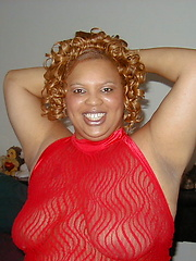 Black stud serviced cock-hungry ghetto mom
