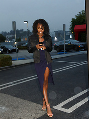 Asia Amour on a Dinner Date