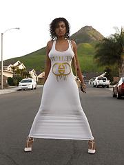 Noelle Monique Cleopatra Was Black