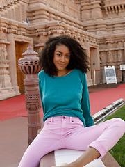 Georgia Ames In Hindu America