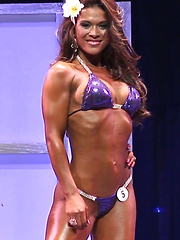 Black women muscle