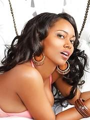Black babe Esther Baxter