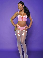 The sassy super vixen Ms.LaStarya