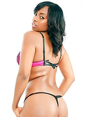 Very hot black babe Fauziah
