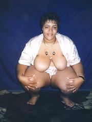 Redd - Fat black model