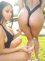 Watch roundandbrown scene amazing body featuring bethany benz browse free pics of bethany benz from the amazing body porn video now