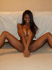 Simone Miles African American